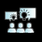 Travailler ensemble avec des ateliers d'intelligence collective