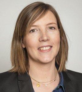 Violaine Borde, Consultante en organisation et management de projets