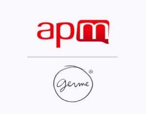 Logo APM et Germe
